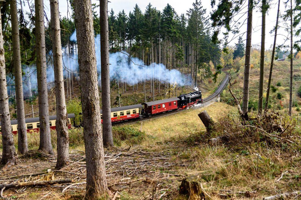 Eisenbahn Harz Urlaub